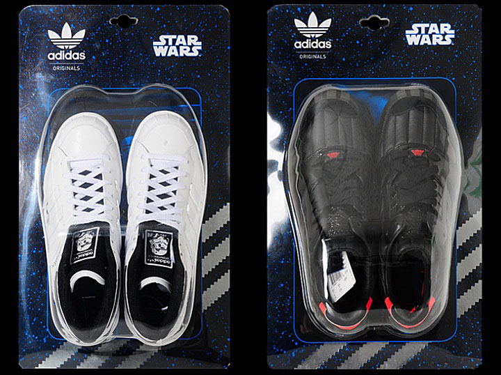 The Adidas Originals Star Wars Collection 08 The Adidas Originals Star Wars Collection 2010