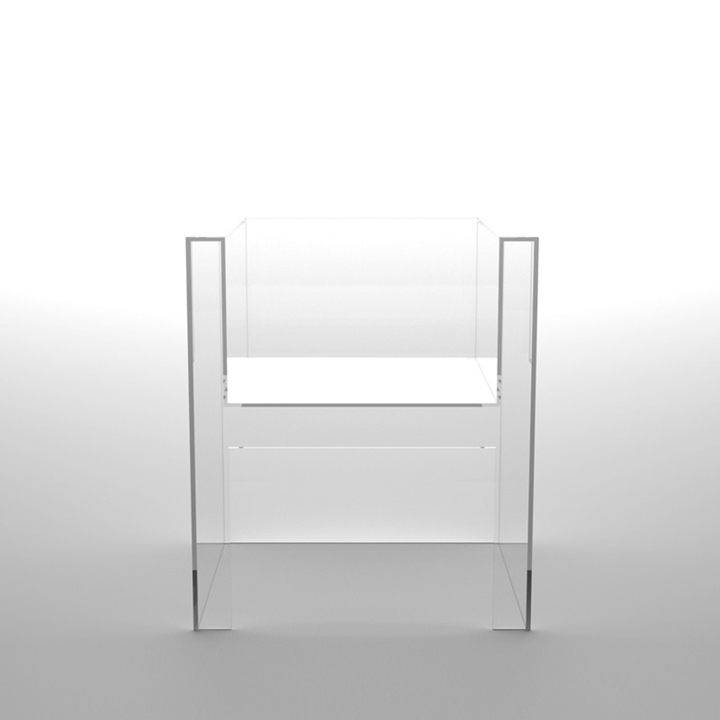 Http://www.homofurniture.com/modern Transparent Furniture  Collection That Is Almost Invisible By Tokujin Yoshioka