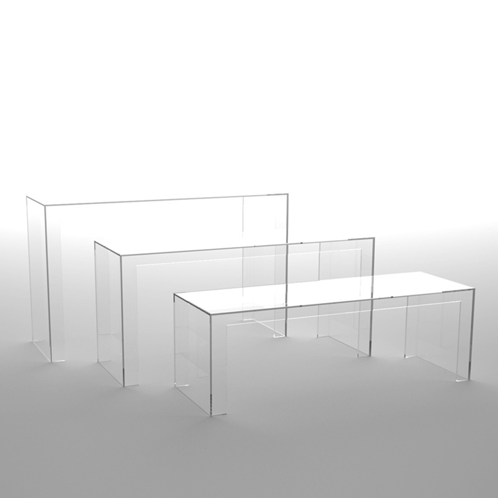 Transparent Furniture Collection By Tokujin Yoshioka