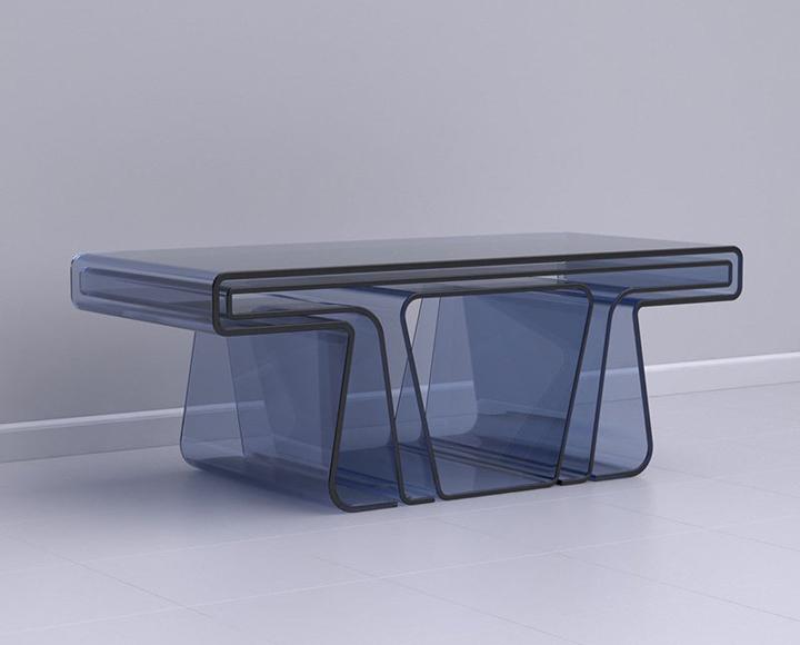 Charmant » Treforma Nesting Tables By Jason Phillips