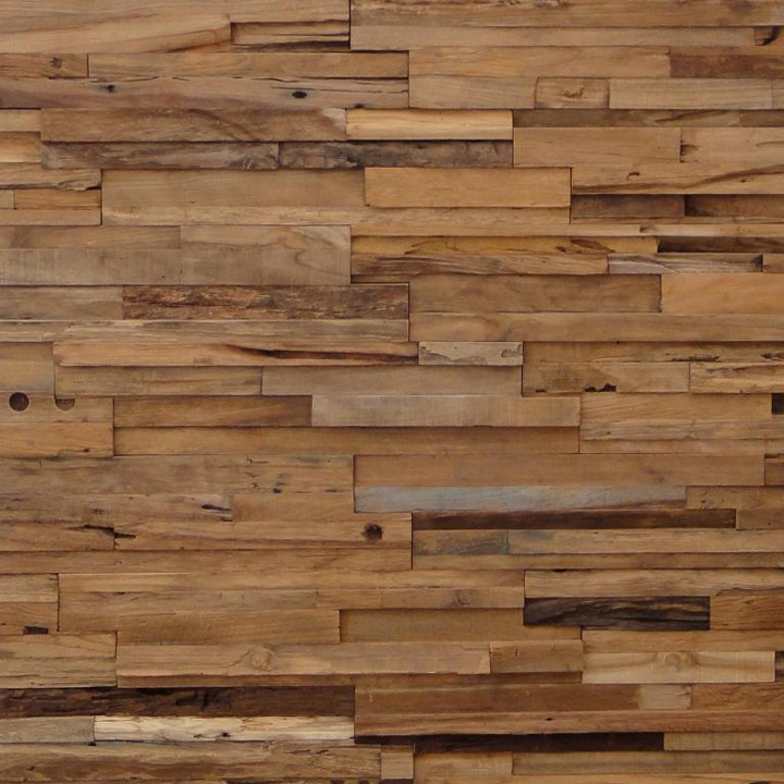 Wall Design In Wood : Wooden wall by wonderwall studios ? retail design