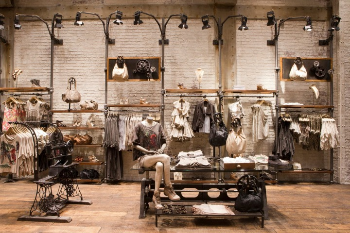 Designer Clothing Stores In Chicago the British fashion brand