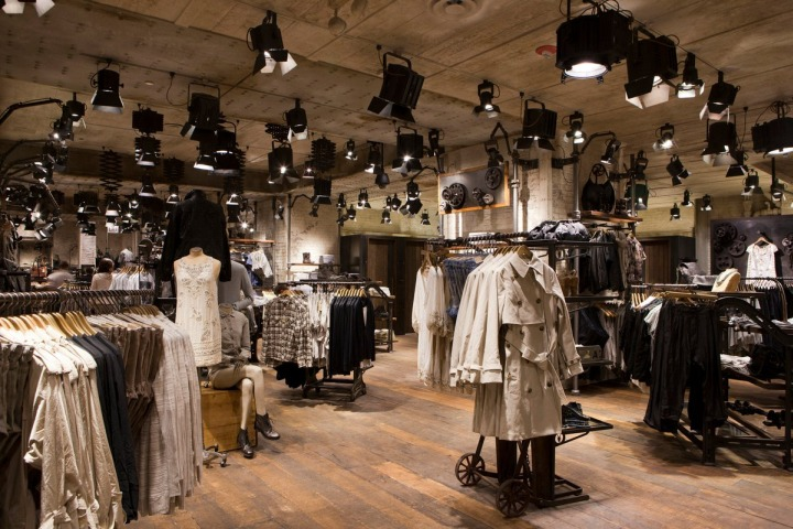 187 Allsaints Spitalfields At Michigan Avenue Chicago