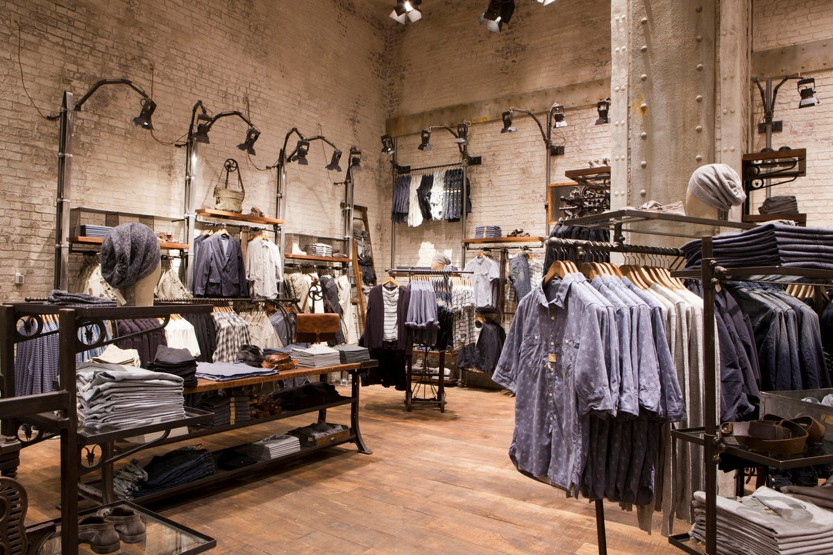 Allsaints spitalfields michigan avenue chicago 42 retail for All about interior design
