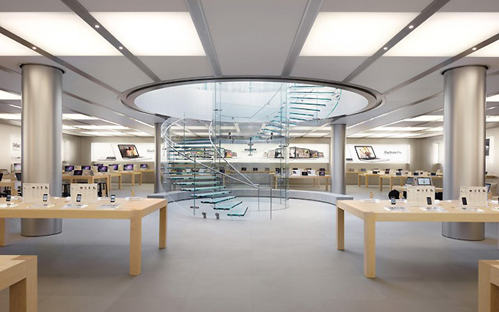 Apple Store by Bohlin Cywinski Jackson Architects Shanghai 03 Apple Store by Bohlin Cywinski Jackson Architects, Shanghai
