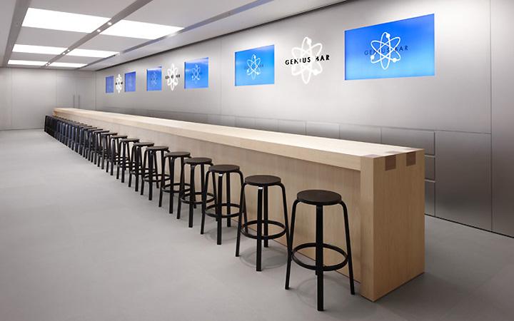 187 Apple Store By Bohlin Cywinski Jackson Architects Shanghai
