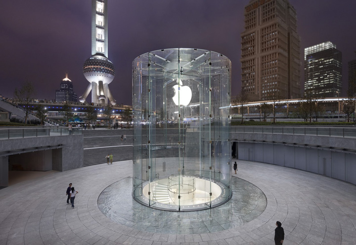 Apple Store by Bohlin Cywinski Jackson Architects Shanghai Apple Store by Bohlin Cywinski Jackson Architects, Shanghai