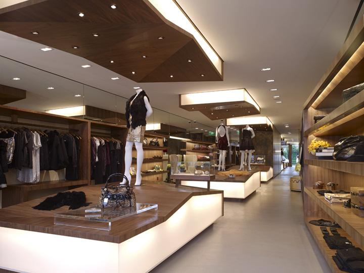 arcade boutique by montalba architects designs los angeles rh retaildesignblog net Retail Design Magazine retail interior design blog net