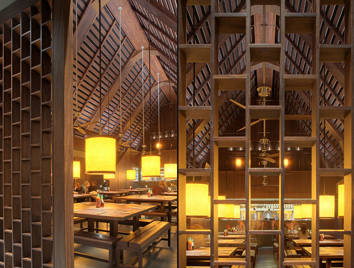 Busaba Eathai by David Archer Architects Bicester 05 Busaba Eathai by David Archer Architects, Bicester