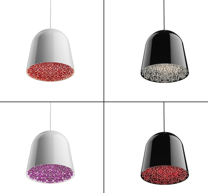 can can lamp by marcel wanders for flos