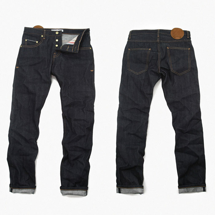 Fifthrequisite Jeans by Son King » Retail Design Blog