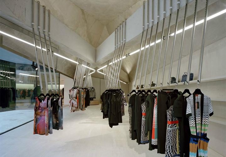 fashion retailers retail design blog. Black Bedroom Furniture Sets. Home Design Ideas