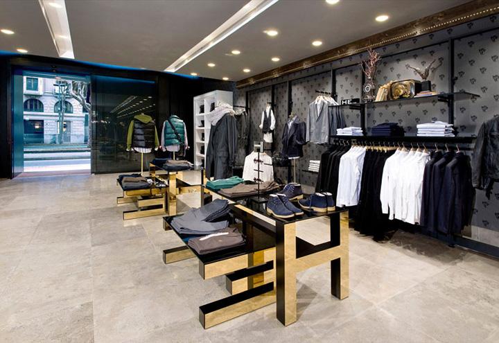 He By Mango Barcelona 187 Retail Design Blog