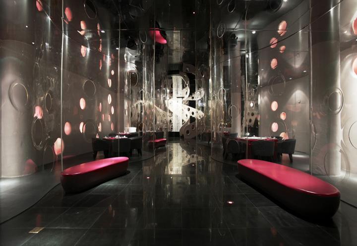 187 Honeycomb Restaurant By Sako Architects Shenzhen