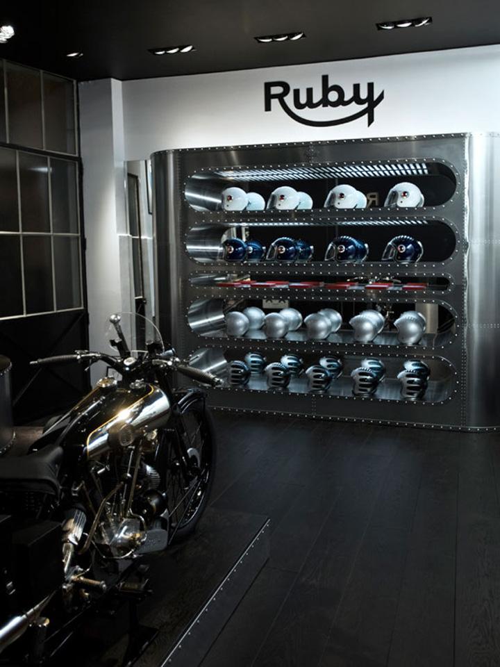 187 Les Ateliers Ruby Flagship Store Paris