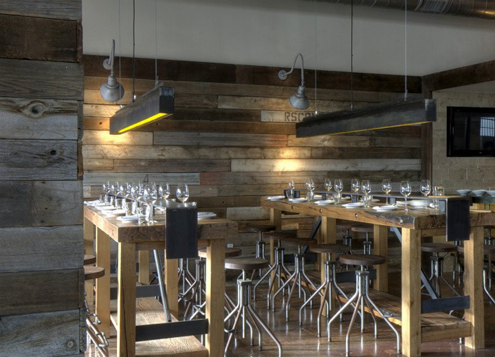 Reclaimed Wood 187 Retail Design Blog
