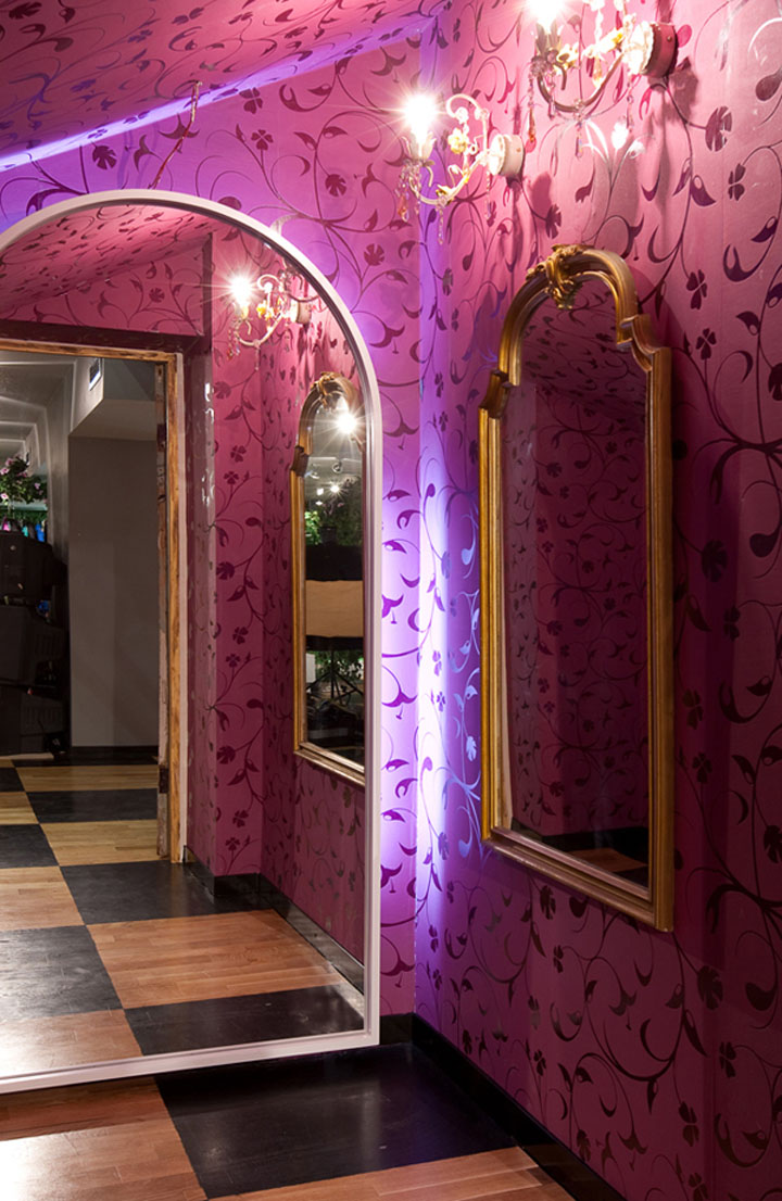 Mood Swings Apartment Store Moscow 187 Retail Design Blog