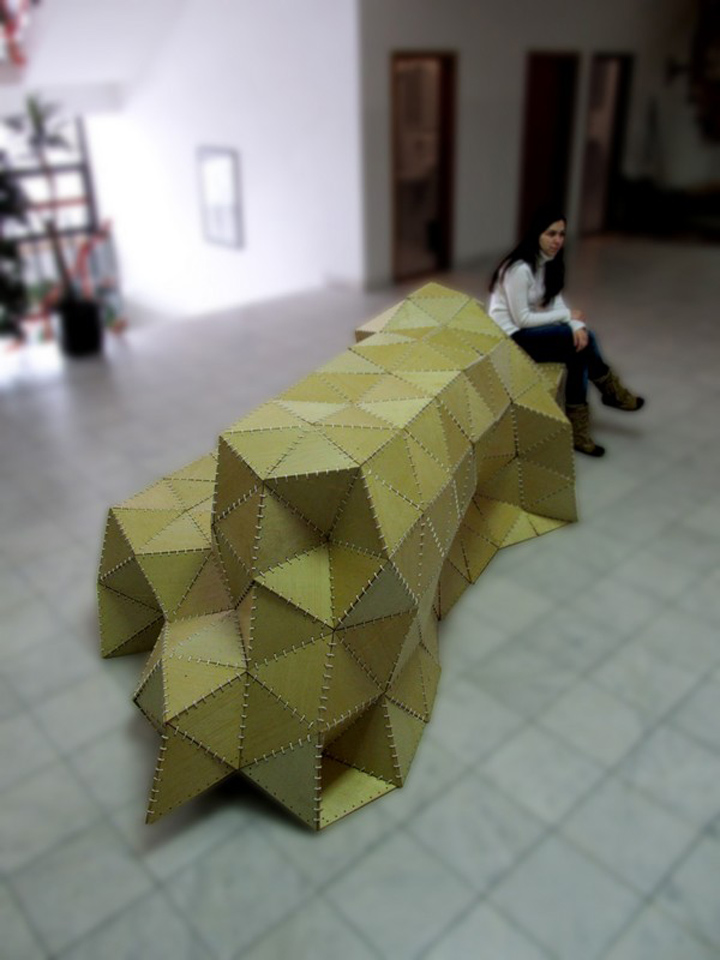 Origami Forum By Modelart Studio 187 Retail Design Blog