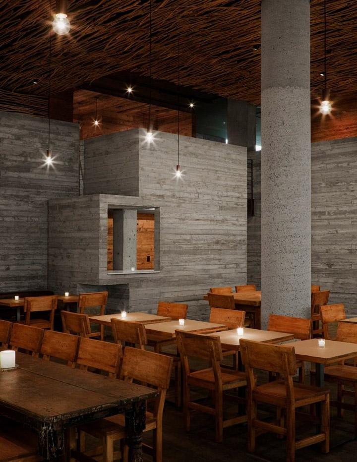 Pio restaurant by sebastian marsical studio retail