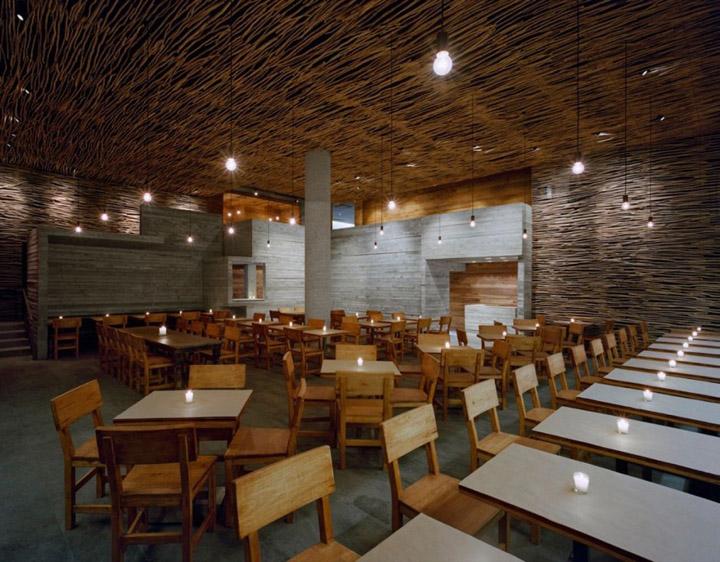 Pio pio restaurant by sebastian marsical studio retail design blog - Restaurant design ...