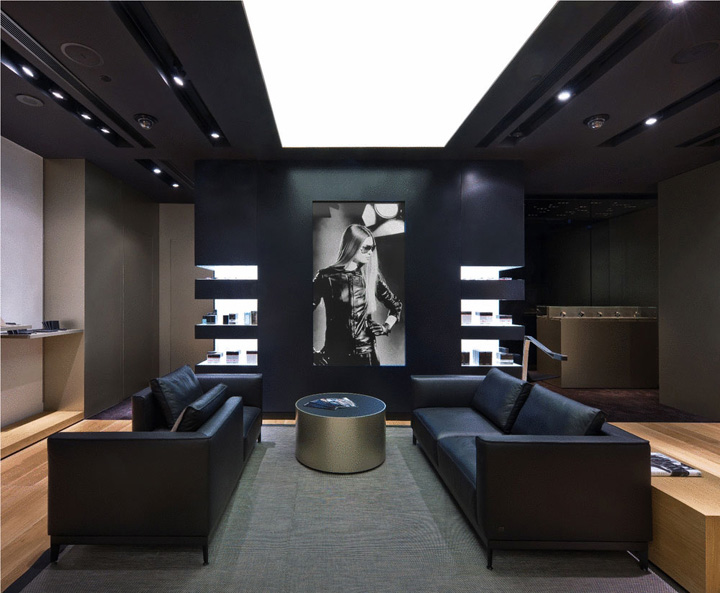 Porsche Design Store In The Shoppes At Marina Bay Sands Singapore