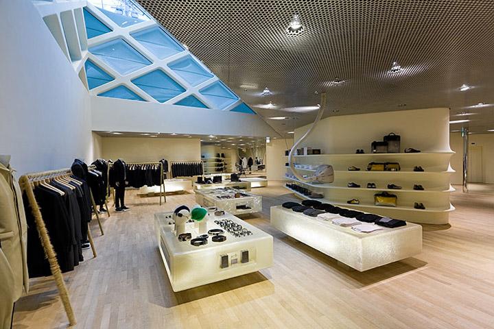Sophisticated Interior 187 Retail Design Blog