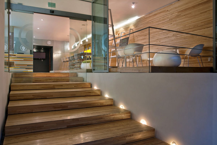 187 Qi Urban Lobby Wellness Centre By Manada Mexico City