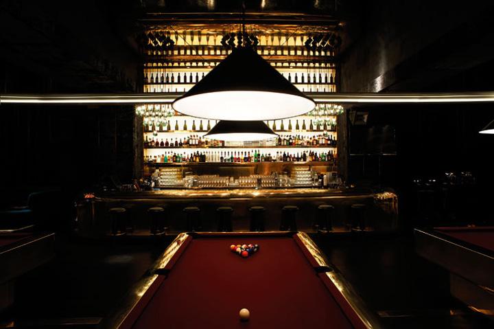 tazmania ballroom by tom dixon studio hong kong retail design blog