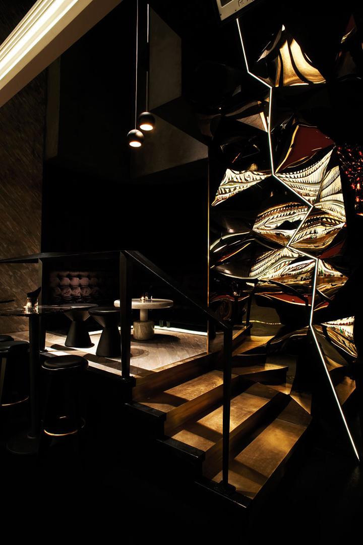 tazmania ballroom by tom dixon studio hong kong retail