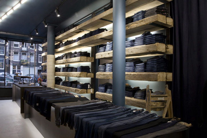 Nudie Jeans » Retail Design Blog