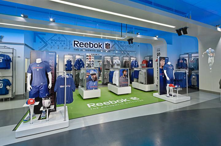 reebok industry