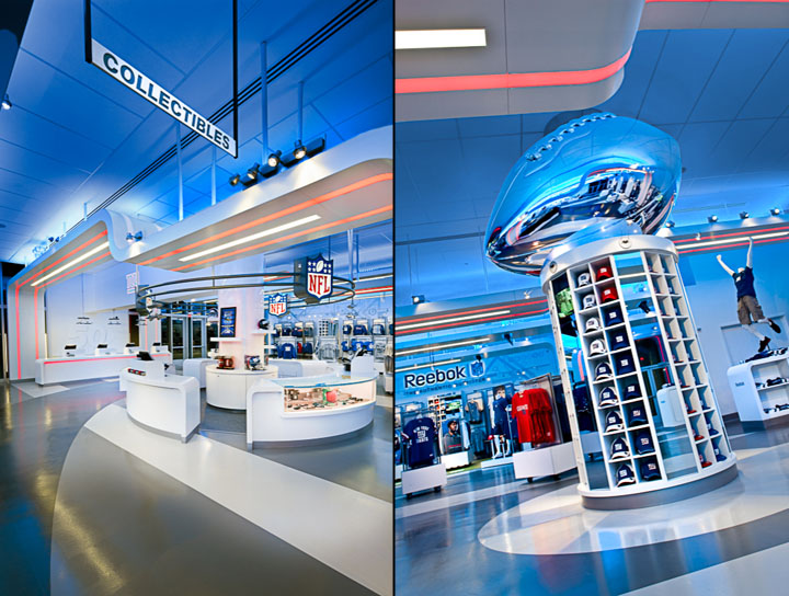 The Flagship Store Powered by Reebok 06 The Flagship Store Powered by Reebok, New Meadowlands Stadium (A.R.E Awards)
