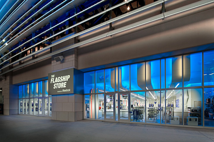 Cheap The Flagship Store Powered by Reebok, New Meadowlands Stadium (A.R.E  for sale