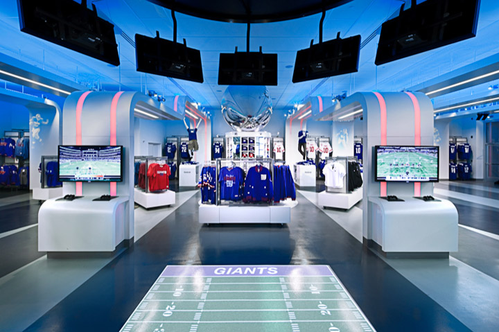 187 The Flagship Store Powered By Reebok New Meadowlands