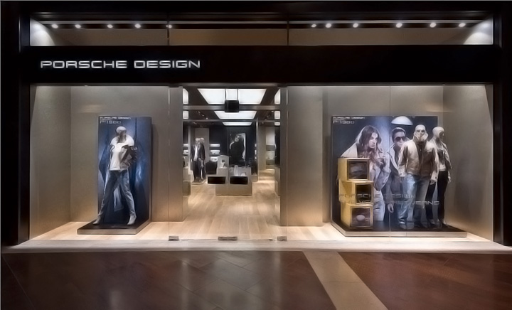 Porsche Experience Center >> » Porsche Design Store in The Shoppes at Marina Bay Sands ...