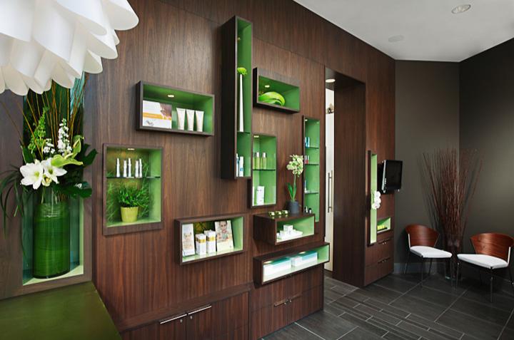 skin clinic interior design Google Clinic Pinterest