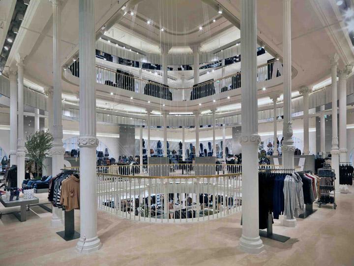 Zara flagship store by duccio grassi architects via del corso rome retail - Zara home france magasins ...