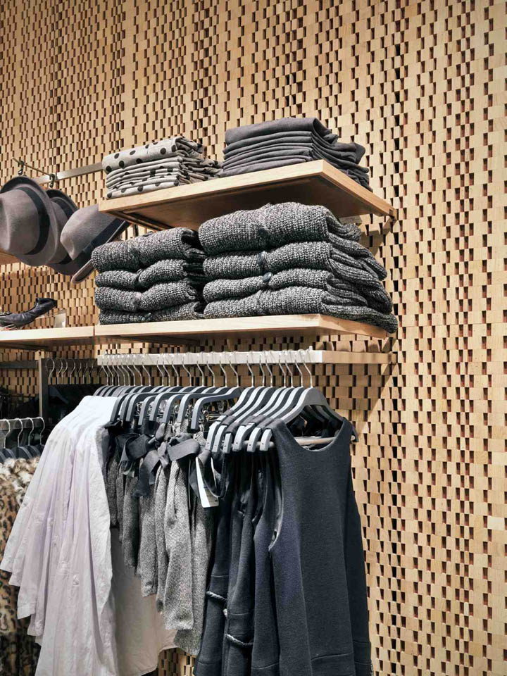 zara flagship store via del corso rome 09. Black Bedroom Furniture Sets. Home Design Ideas