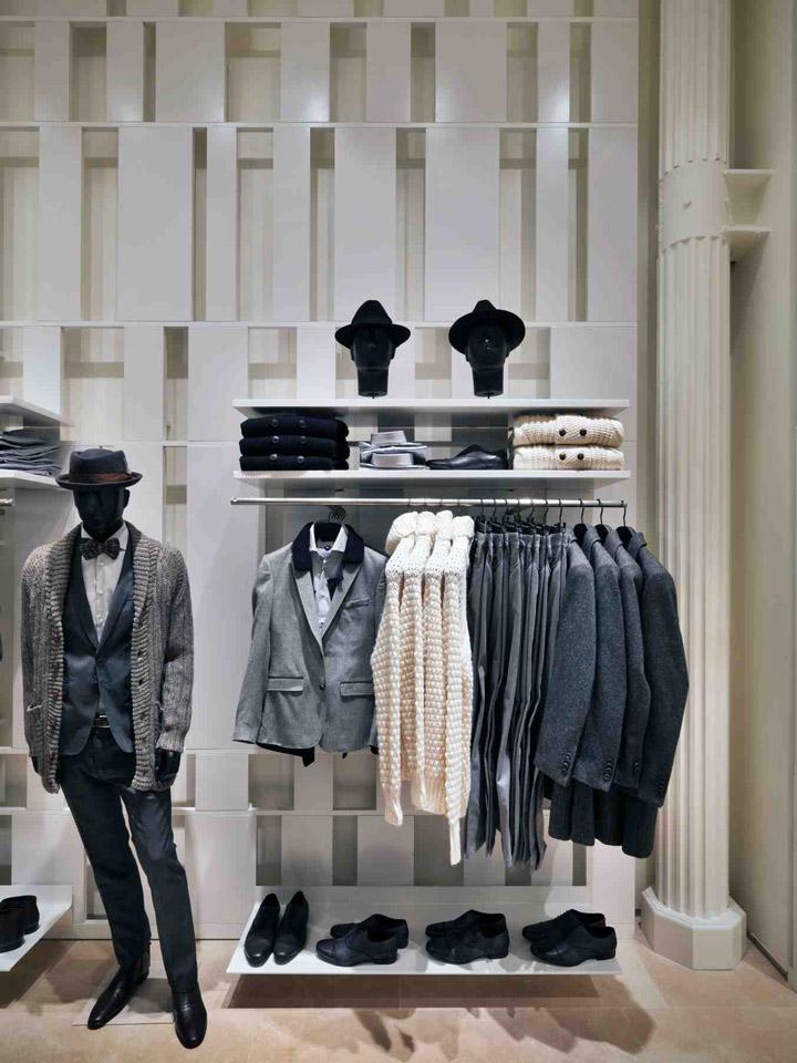 Zara flagship store by duccio grassi architects via del corso rome retail design blog - Corso interior design on line ...
