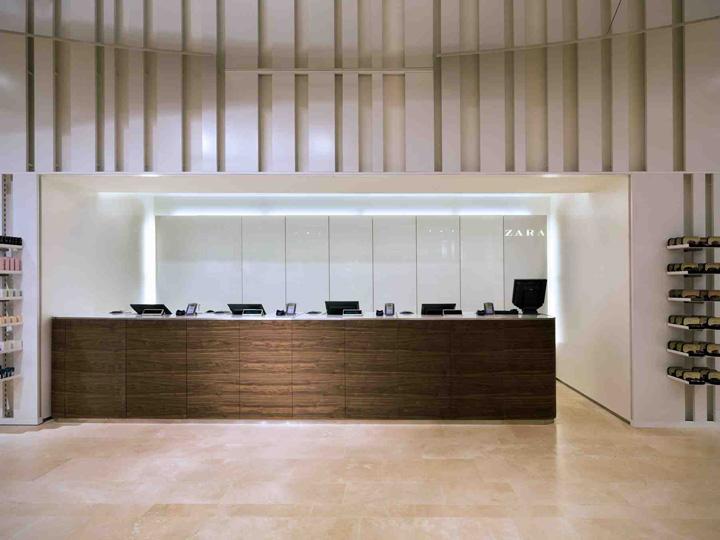 Zara Flagship Store By Duccio Grassi Architects Via Del