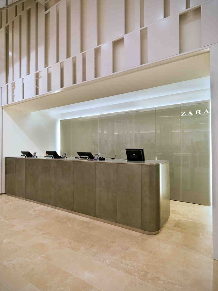 187 Zara Flagship Store By Duccio Grassi Architects Via Del