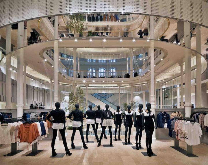 Zara flagship store Via del Corso Rome Zara flagship store by Duccio Grassi Architects, Via del Corso   Rome