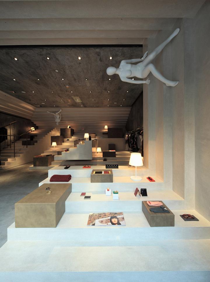 Alter concept store by 3gatti architecture studio for Interior design agency shanghai