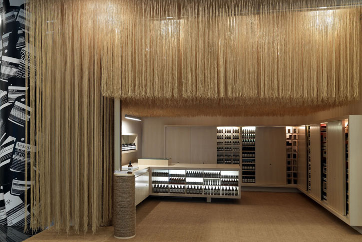 187 Aesop Store By March Studio Singapore