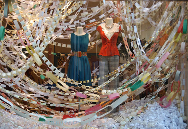 Anthropologie window displays 17 Anthropologie window displays