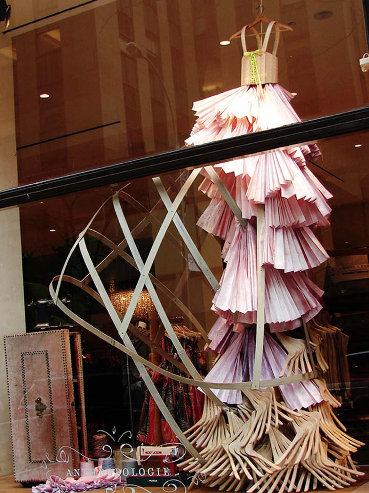 Anthropologie window displays 23 Anthropologie window displays