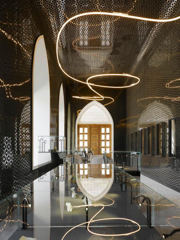 Ippolito Fleitz belfry tashkent by ippolito fleitz retail design
