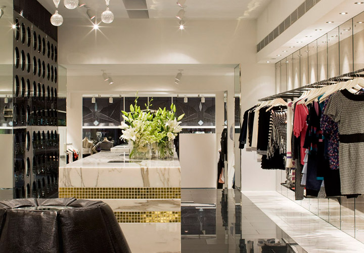 187 Bettina Liano Flagship Store By David Hicks Melbourne