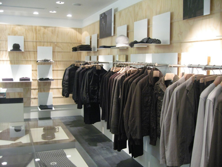 187 Cp Company Shops System By Park Associati