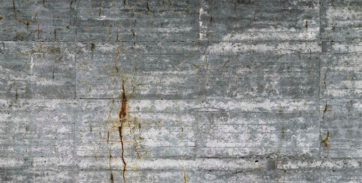 Concrete Wall Wallpaper concrete wall collection wallpaperstom haga » retail design blog